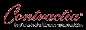 Contractia - Sopimustenhallinnan asiantuntija. Logo.