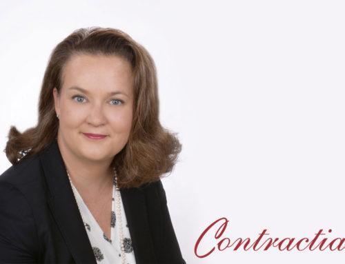 Sopimustenhallinnan asiantuntijayrityksen perustaminen – Contractian tarina